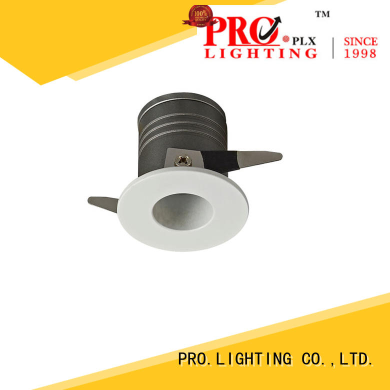 PRO.Lighting elegant adjustable spotlight design for restaurant