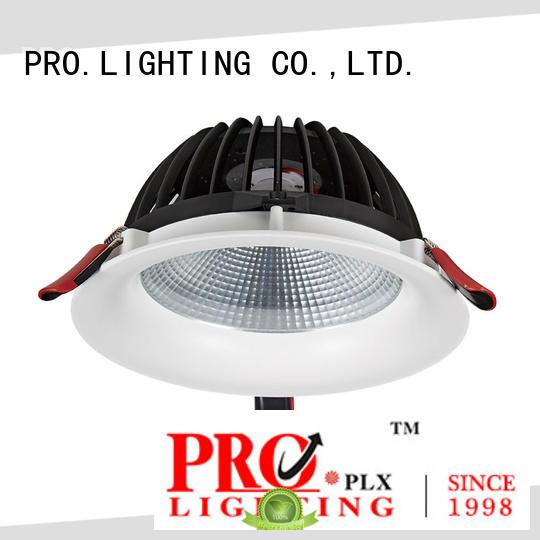 office downlight design for restaurant PRO.Lighting
