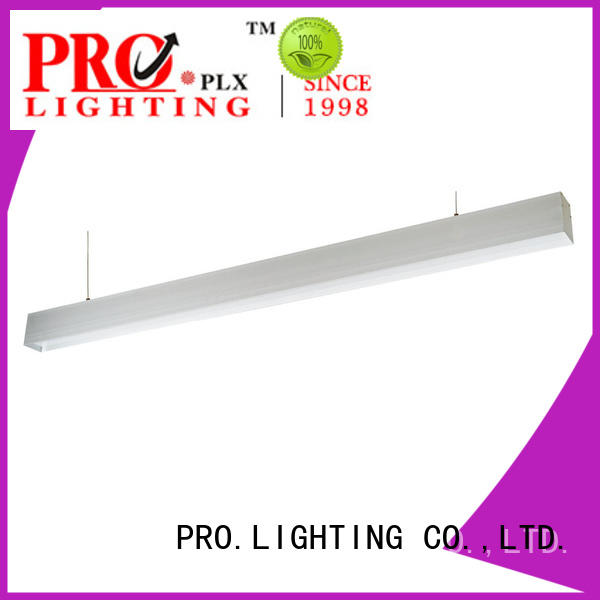 PRO.Lighting quality led linear light fixture factory price for boutique