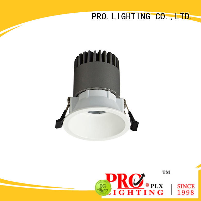 PRO.Lighting certificated modular spot downlight factory price for shop