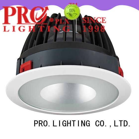 PRO.Lighting certificated hotel downlight supplier for ballroom