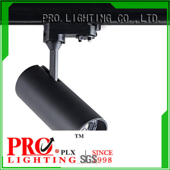 PRO.Lighting efficient 3 phase track light with good price for ballroom