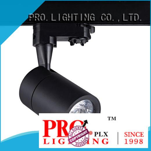efficient led track lighting kits box design for stage