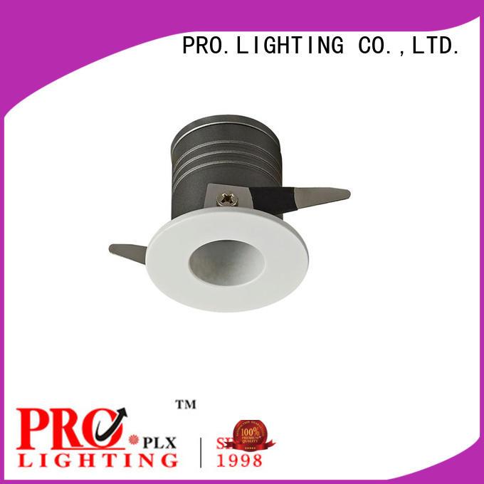 efficient spot light recessed design for ballroom