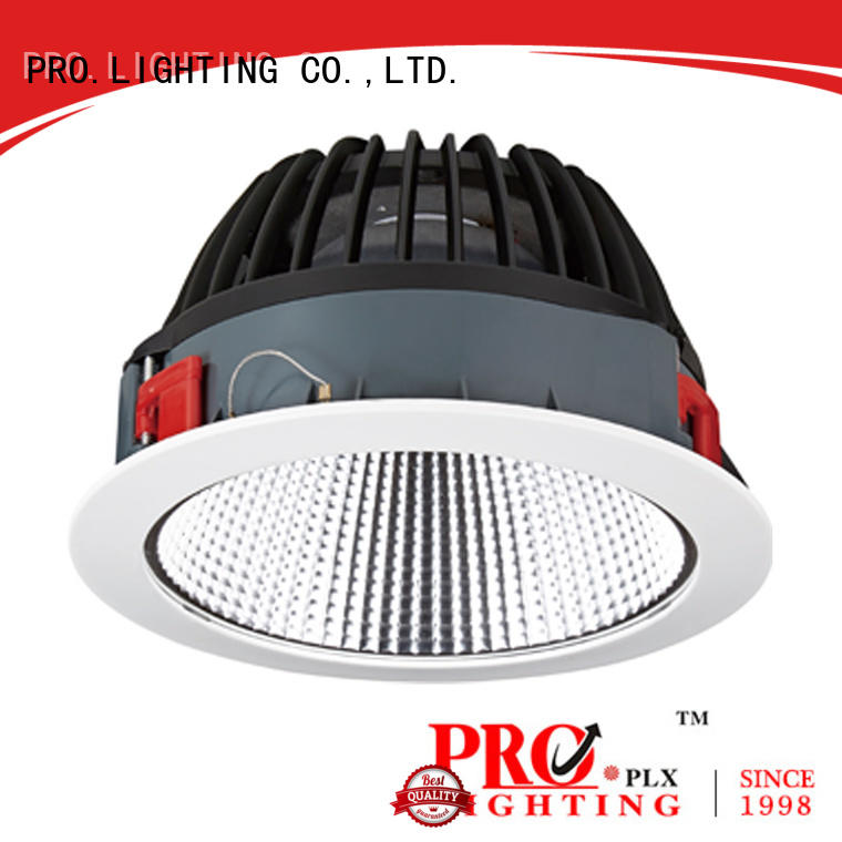 PRO.Lighting washer adjustable downlights personalized for dance hall