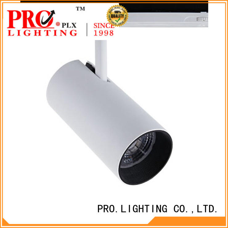 PRO.Lighting excellent dimmable track lighting design for stage