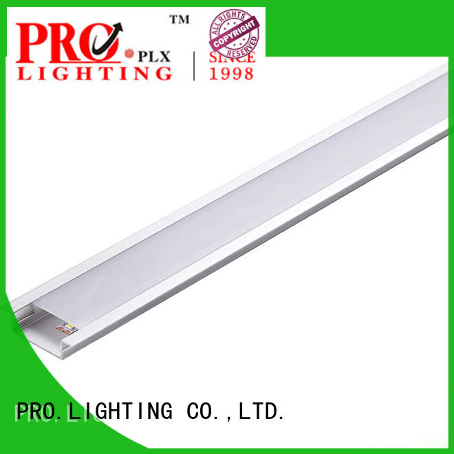 certificated led linear pendant light 36w factory price for museum