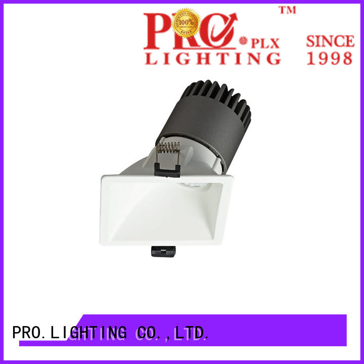 PRO.Lighting modular spot downlight personalized for shop