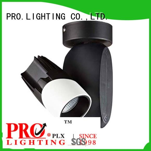 PRO.Lighting efficient led track lighting fixtures factory for stage