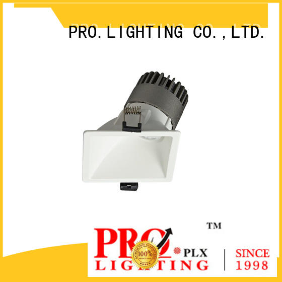 PRO.Lighting certificated modular spot downlight factory price for stage