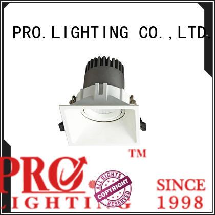 PRO.Lighting Spot Downlight supplier for ballroom
