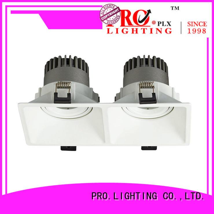 PRO.Lighting sturdy led downlight spotlight for restaurant