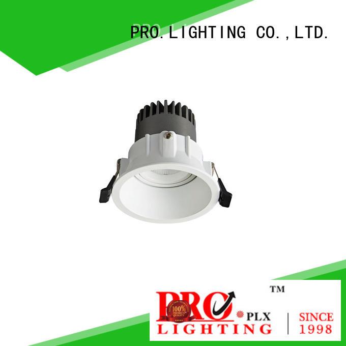 PRO.Lighting quality led downlight spot for ballroom