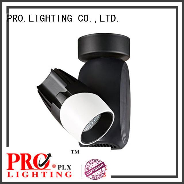 PRO.Lighting elegant kitchen track lighting design for stage