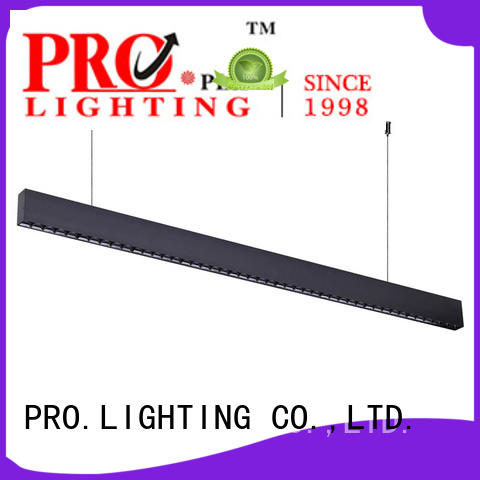 certificated led linear lighting mounted wholesale for boutique
