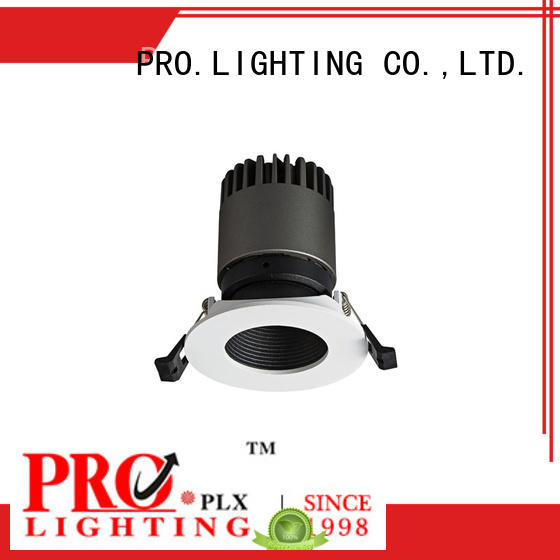 PRO.Lighting sturdy led downlight spot for stage