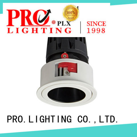 PRO.Lighting sturdy recessed ceiling downlight factory price for shop