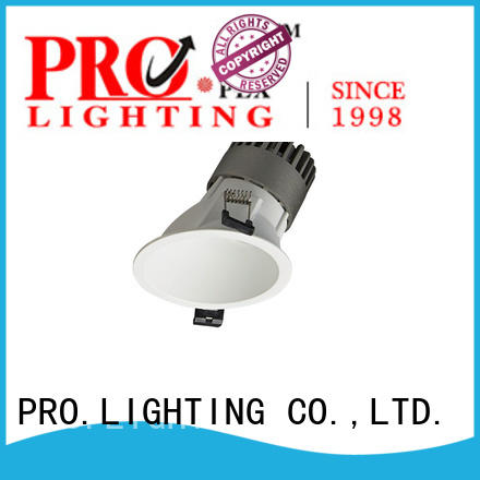 certificated modular spot downlight factory price for ballroom