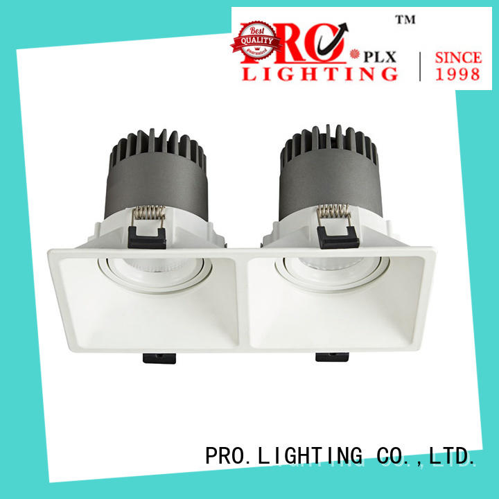 certificated modular spot downlight supplier for stage