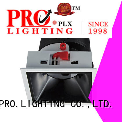 professional bathroom led downlights aluminum factory price for shop