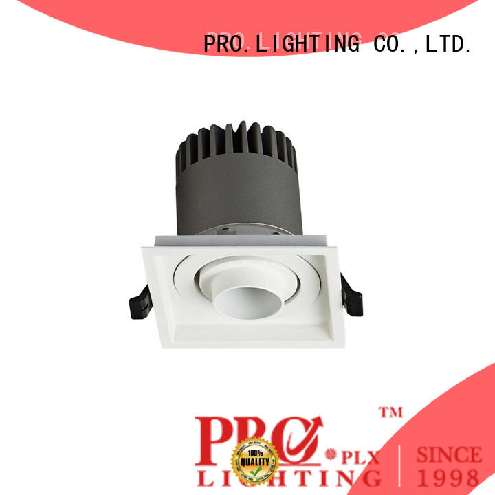 PRO.Lighting professional osram led downlight factory price for restaurant
