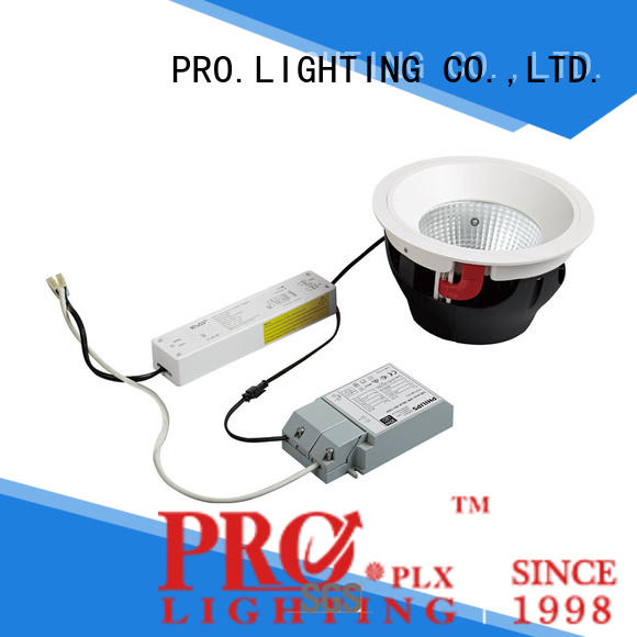 PRO.Lighting quality recessed downlight supplier for stage