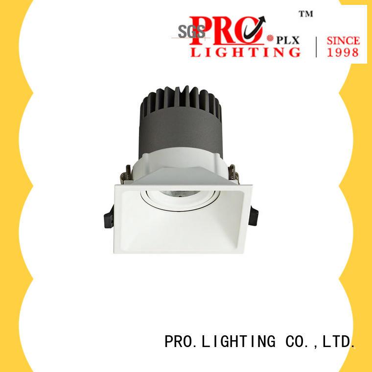 PRO.Lighting professional osram led downlight supplier for dance hall