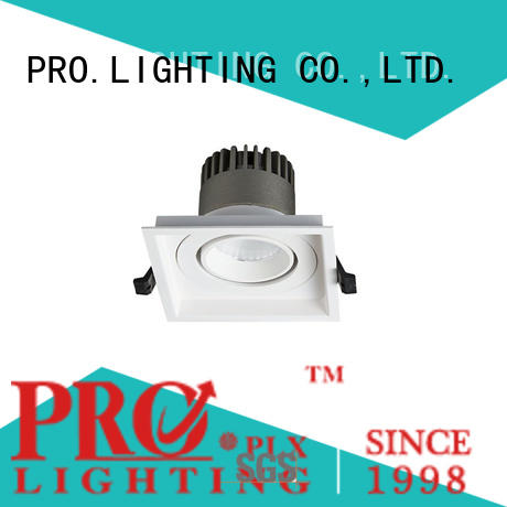 PRO.Lighting sturdy osram led downlight factory price for stage