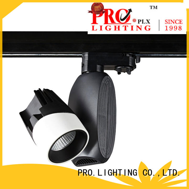 PRO.Lighting efficient suspended track lighting inquire now for stage
