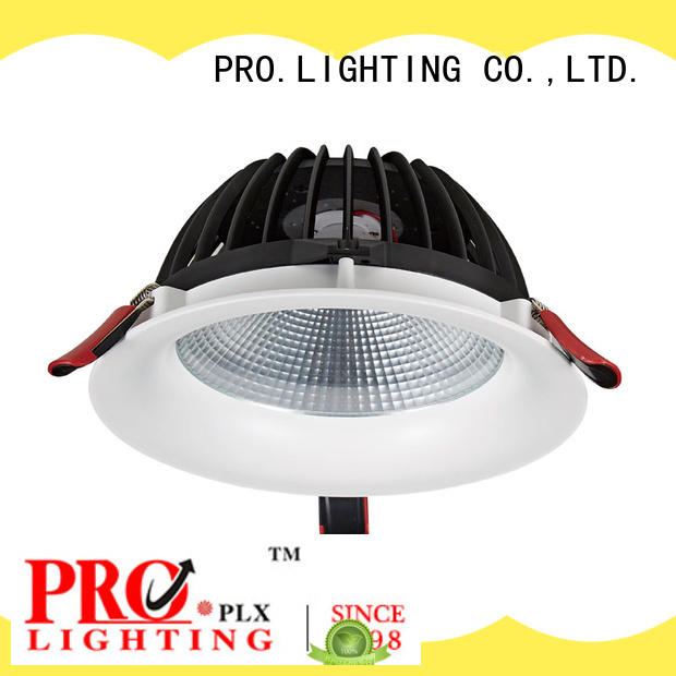 PRO.Lighting emergency led downlight 4000k personalized for dance hall