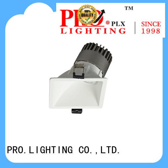 PRO.Lighting osram led downlight factory price for restaurant