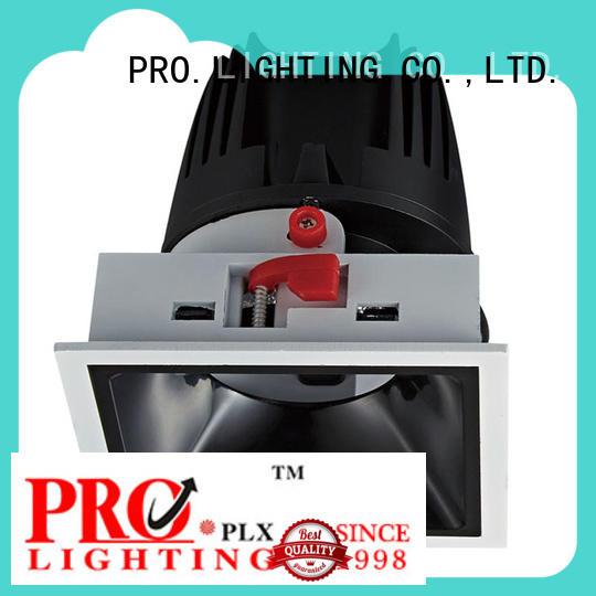 PRO.Lighting down 200mm downlight supplier for ballroom