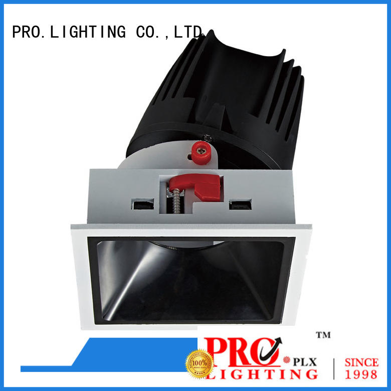 PRO.Lighting arrival led wall washer downlight personalized for convention center