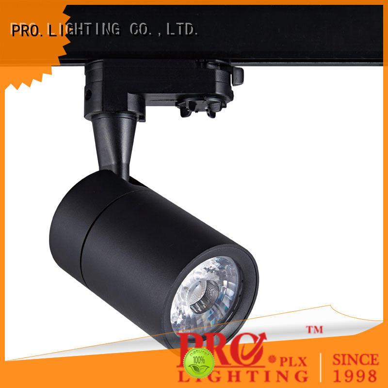 PRO.Lighting excellent bronze track lighting factory for ballroom