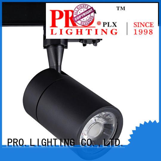 efficient led track lighting white factory for home