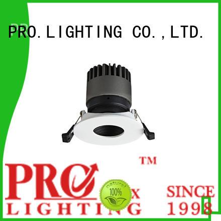 PRO.Lighting certificated osram led downlight supplier for ballroom