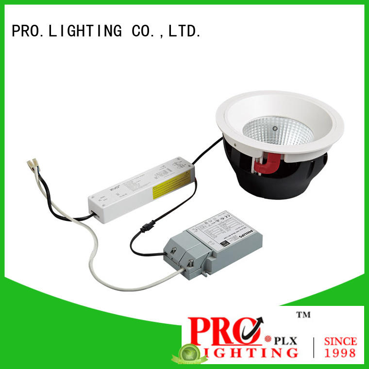 sturdy indoor downlight prolighting factory price for stage