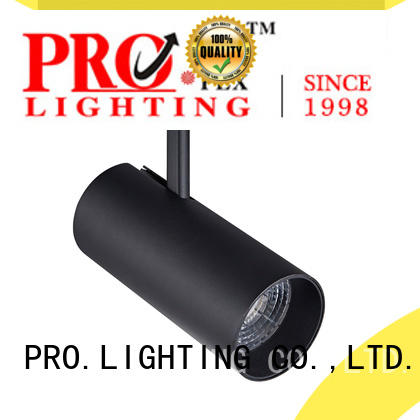 PRO.Lighting elegant 3 phase track light design for stage