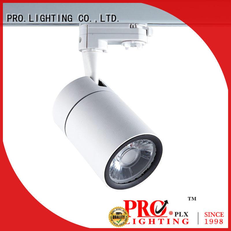 PRO.Lighting led flexible track lighting factory for stage