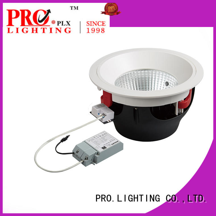 PRO.Lighting stable led downlights kitchen supplier for stage