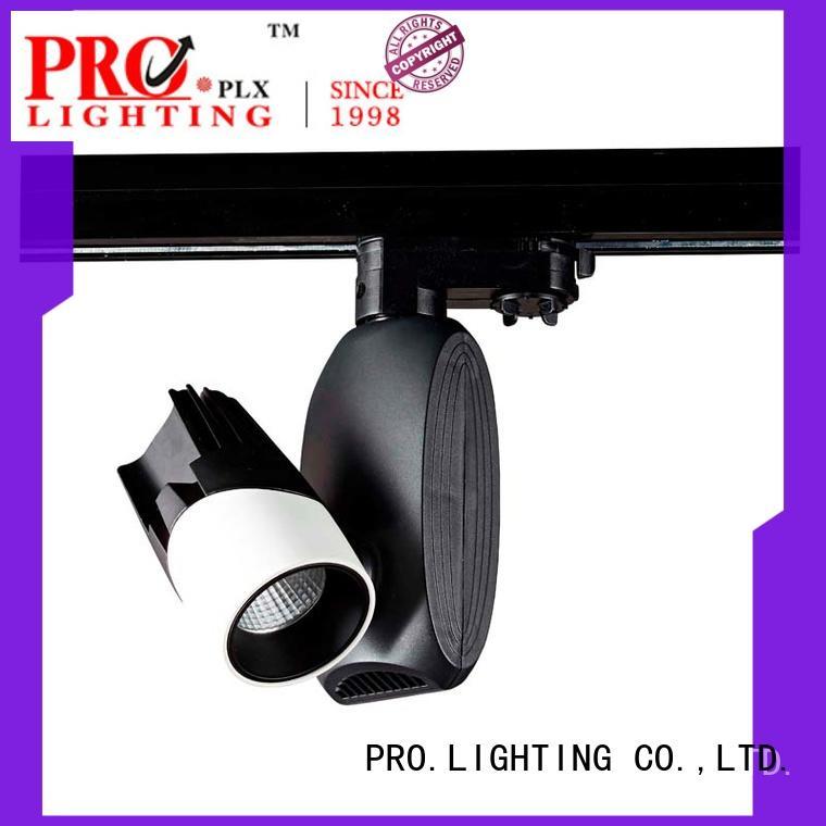 PRO.Lighting approved modern track lighting design for stage