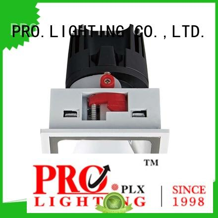 PRO.Lighting quality ceiling led downlight personalized for stage