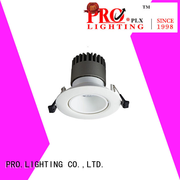 PRO.Lighting Spot Downlight personalized for dance hall