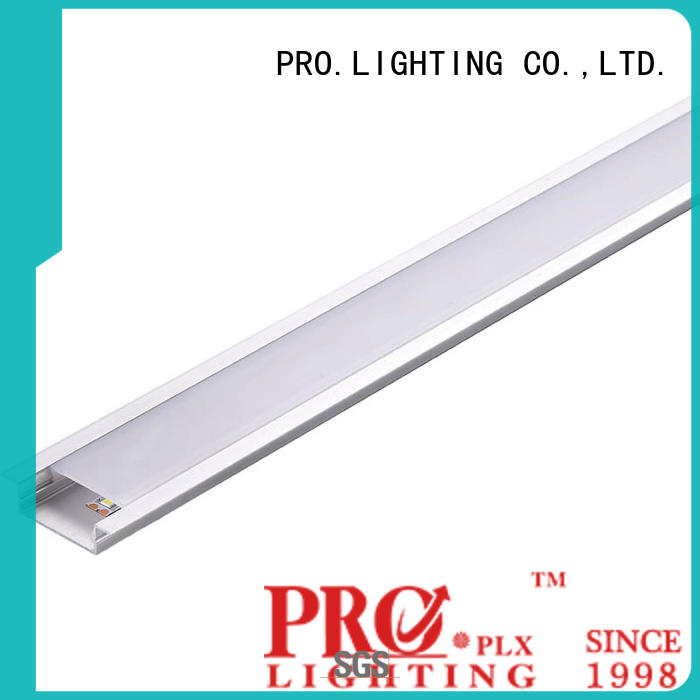 sturdy suspended led linear lighting led factory price for museum
