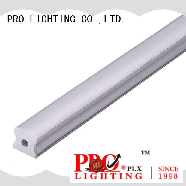 PRO.Lighting professional suspended led linear lighting personalized for boutique