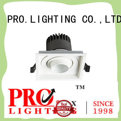 PRO.Lighting quality spot led downlight personalized for restaurant