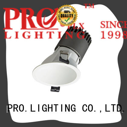 PRO.Lighting certificated osram led downlight personalized for ballroom