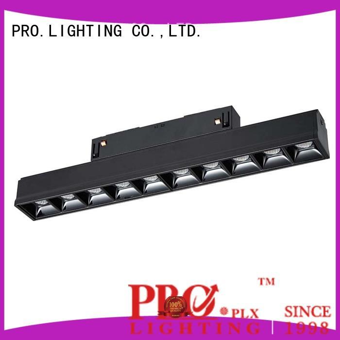 PRO.Lighting Magnetic Track light design for shop