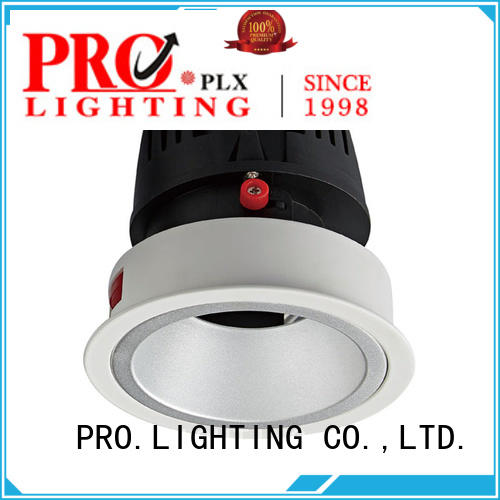 certificated dimmable led downlights design supplier for stage