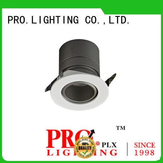 PRO.Lighting efficient spot led light design for dance hall